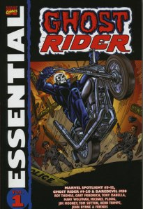 Essential Ghost Rider Vol. 1