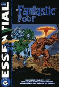 Essential Fantastic Four Vol. 6
