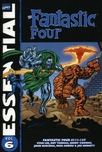 Essential Fantastic Four Vol. 6