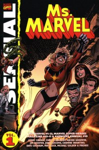 Essential Ms. Marvel Vol. 1