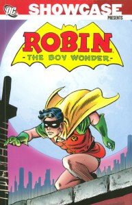 Showcase Presents Robin Vol. 1