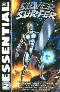 Essential Silver Surfer Vol. 2