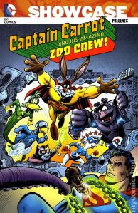 Showcase Presents Captain Carrot and His Amazing Zoo Crew! Vol. 1