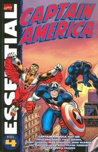 Essential Captain America Vol. 4