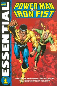 Essential Power Man and Iron Fist Vol. 1