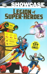 Showcase Presents Legion of Super-Heroes Vol. 2