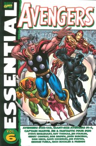 Essential Avengers Vol. 6
