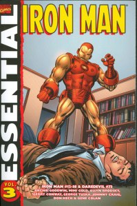 Essential Iron Man Vol. 3