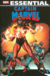 Essential Captain Marvel Vol. 1