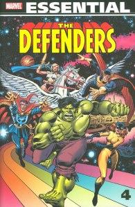 Essential Defenders Vol. 4