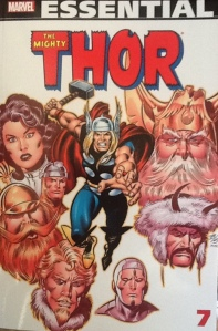 Essential Thor Vol. 7