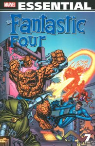 Essential Fantastic Four Vol. 7