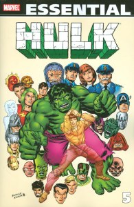 Essential Hulk Vol. 5