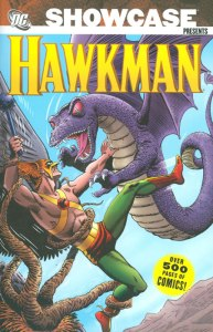 Showcase Presents Hawkman Vol. 2