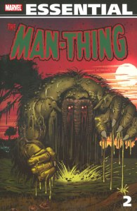 Essential Man-Thing Vol. 2