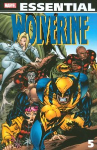 Essential Wolverine Vol. 5