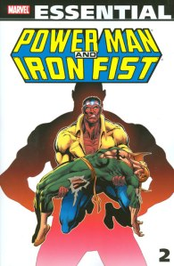 Essential Power Man and Iron Fist Vol. 2