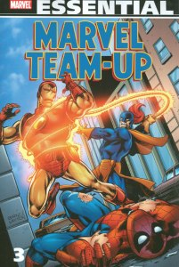 Essential Marvel Team-Up Vol. 3