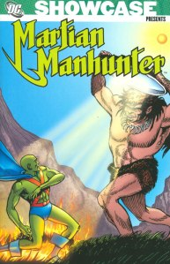 Showcase Presents Martian Manhunter Vol. 2