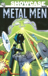 showcase_presents_metal_men_volume_2